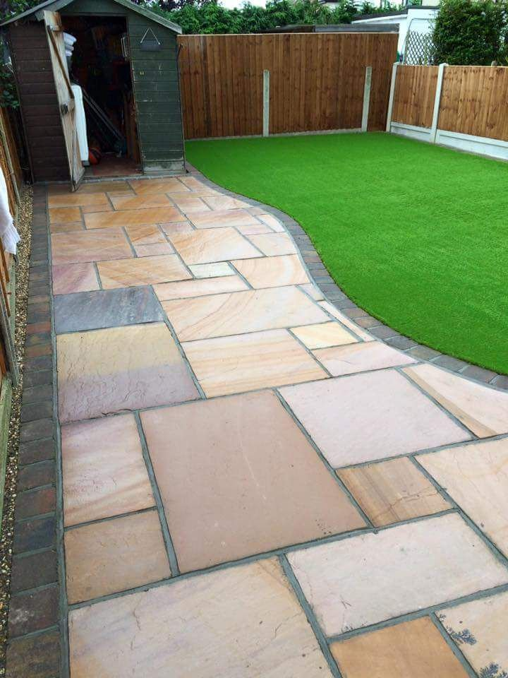 Flawless Landscaping Patios