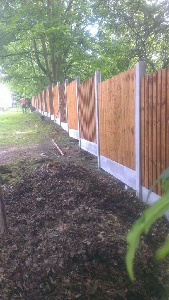 Flawless Landscaping Fencing
