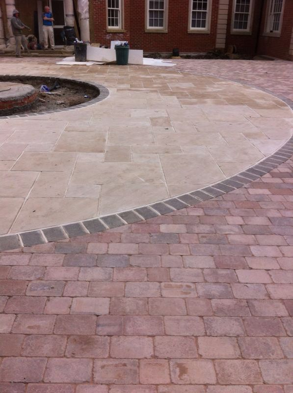 Flawless Landscaping Driveways