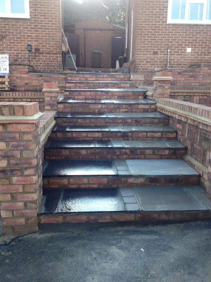 Flawless Landscaping Steps